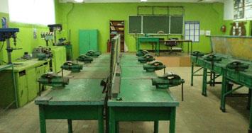 Слесарно-механическая мастерская