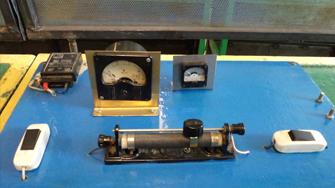 Лаборатория электрооборудования автомобилей