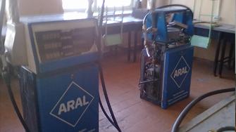 Лаборатория технического оборудования заправочных станций и технологии отпуска горюче-смазочных материалов